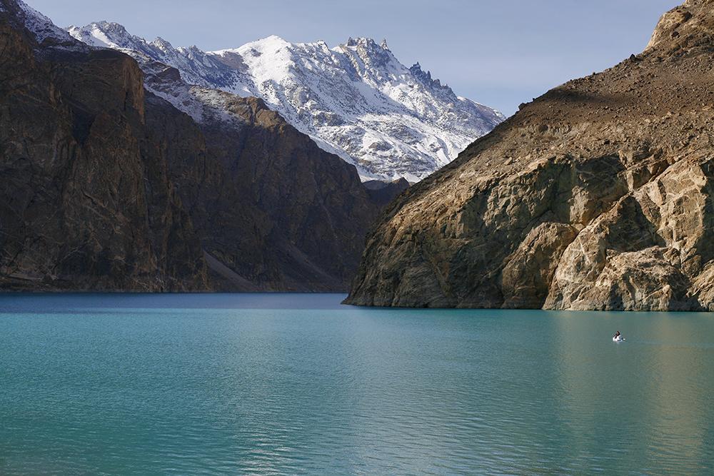 Lac Attabad, Pakistan